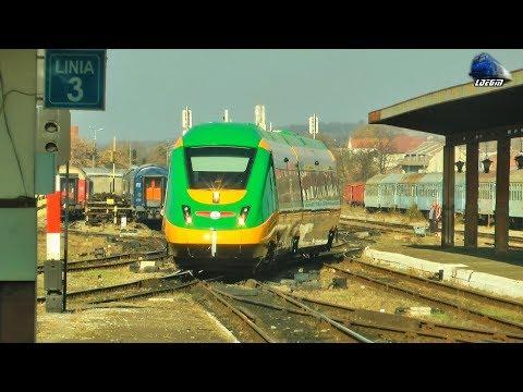 Automotor IC2 DMU - Trenul Astra Trans Carpatic Train In Gara Oradea Station - 08 November 2018