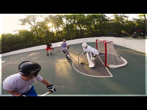 GoPro Hockey | CHILL SUMMER PICK-UP