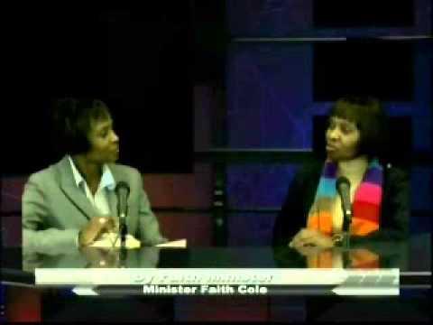 Omaha Minister Faith Cole