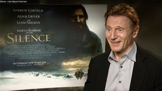 Silence - Liam Neeson Interview