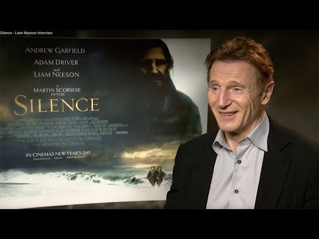Silence - Liam Neeson Interview