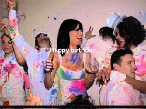 Katy Perry - Birthday [Lyrics]