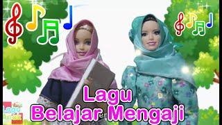Belajar Mengaji | Barbie Muslim Bernyanyi | Lagu Anak Channel