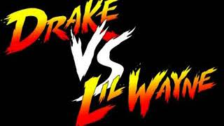 Lil Wayne vs  Drake   Live Battle