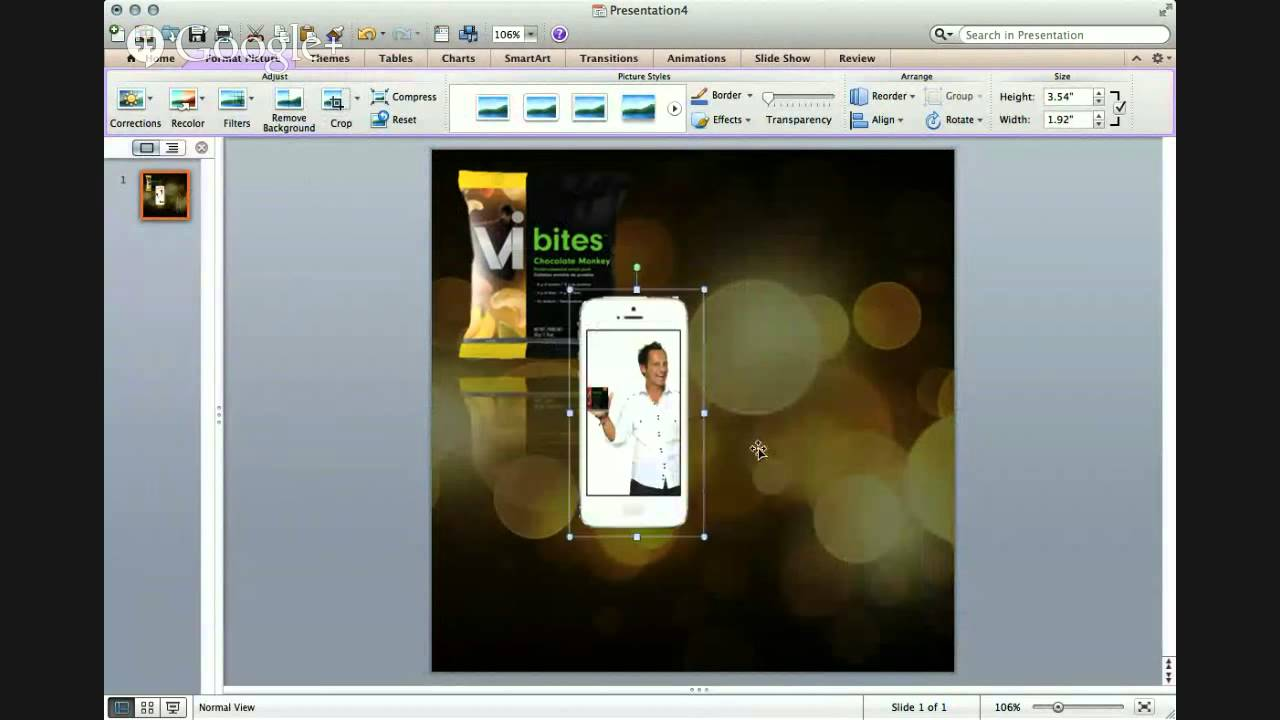 how to make flyers using powerpoint youtube