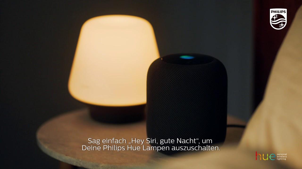 Philips Hue Lampen : Philips hue schalte das licht im ganzen haus aus apple homekit