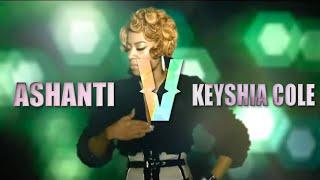 Ashanti vs. keyshia cole #verzuz mashup trailer mixed by me! who you got #ashanti or #keyshiacole ?songs used:ashanti - only u (instrumental & vocals)keyshi...