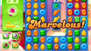 Candy Crush Jelly Saga Level 1078 *** NO BOOSTERS