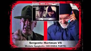 Michele Spaghetto chiama il Sergente Hartman !! |PARTE 2|