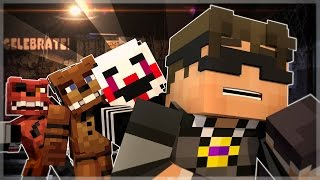 Minecraft FIVE NIGHTS AT FREDDY'S HIDE N SEEK 2!