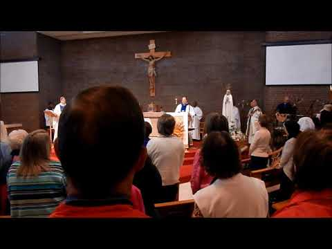 100th Anniversary of Our Lady of Fatima  - Saint Maurice Parish - Ottawa -