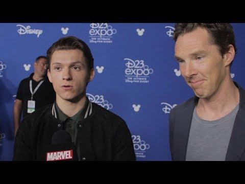 D23 2017: Marvel Studios' Avengers: Infinity War Cast and Creators Reveal Some Hints