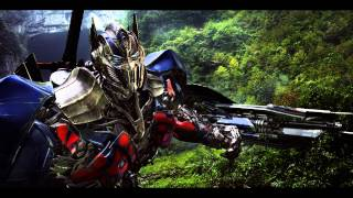 "Transformers: Age of Extinction OST ""Leave Planet Earth Alone"" (Ending Music)"