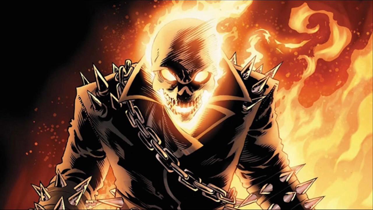 Ghost Rider Bilder