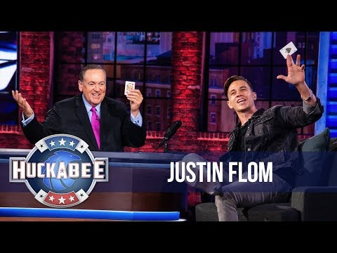 SHOCKING: Magician Justin Flom Shares The Gospel Using A Deck Of Cards | Huckabee