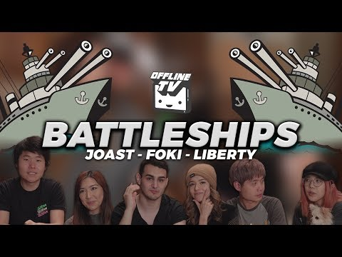 BATTLESHIPS FT JOAST, FOKI, LIBERTY, and $ELLOUT$?