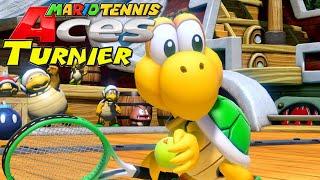 Baixar Spiel um Platz 3 🎮 Mario Tennis Aces Allstars #6