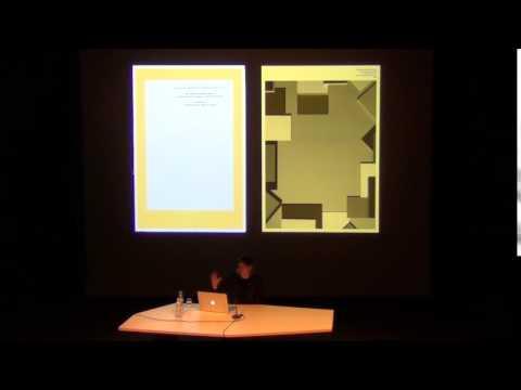 Conférence graphisme / Aude Lehmann / 13.05.14