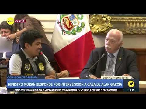 """Suboficial Jorge Chávez: """"Nos dijeron que tenía armamento (Alan García)"""""""