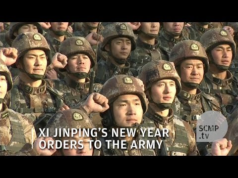 Xi Jinping orders army to stress on real combat training