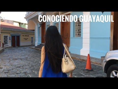 V: el metrovía en Guayaquil!