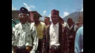 "Acara ""Podo""(Pentang Pitak)-1: Upacara Perkawinan Adat Manggarai-Flores-NTT-Indonesia"