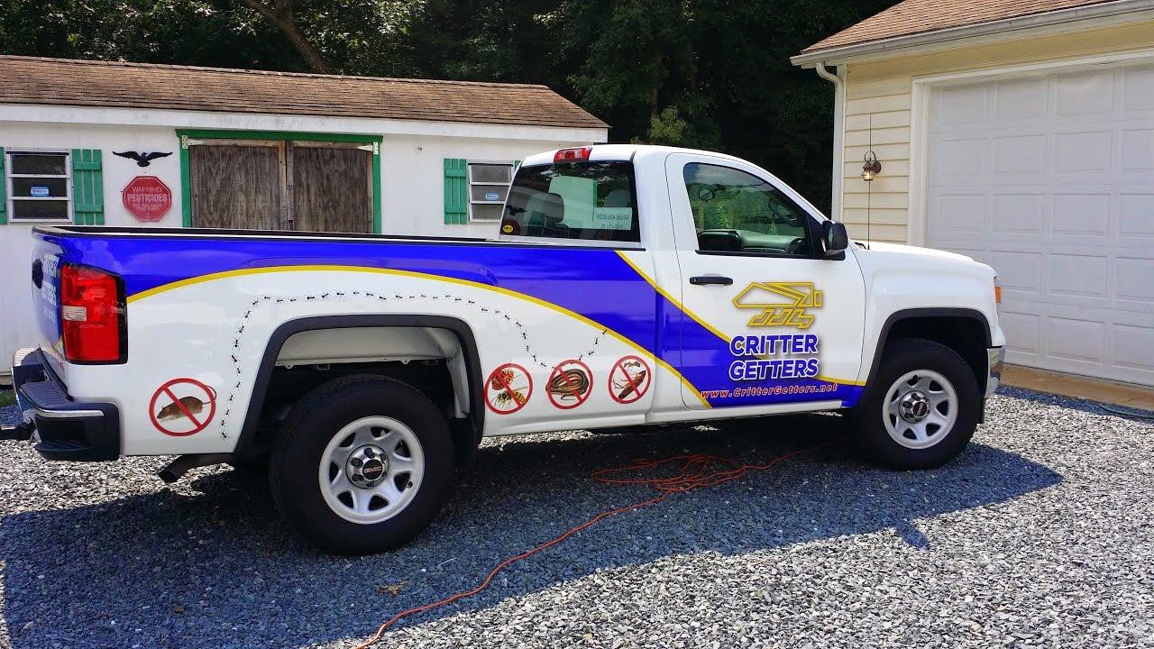 Critter Getters Pest Control Lawn Maintenance Live Stream