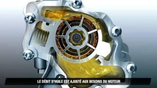 Découvrez le nouveau moteur Energy dCi 110