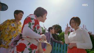 백희가 돌아왔다 - 강예원, 손가락 하나로 김현숙 제압 '검지王' 과거는?.20160606