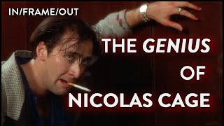 The Genius of NICOLAS CAGE
