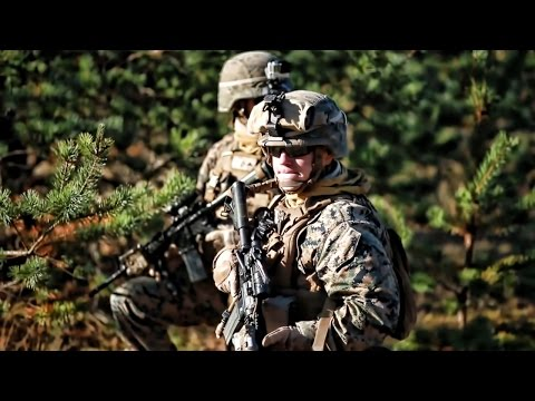U.S. Marines Live-Fire Exercise In Latvia With TOW Missiles