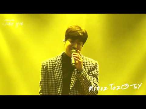 [직캠]160116 LeeMinHo Talk Concert'그대와함께' By.MinozToz