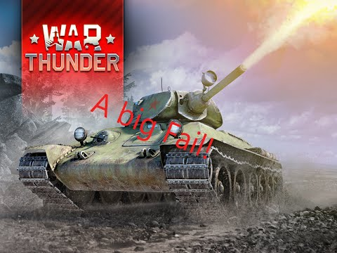 не как не взлететь в war thunder