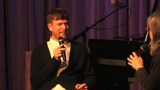 James Blake Live at the GRAMMY Museum - Interview