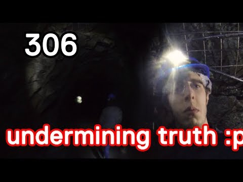 VLOG 306 - exploring an old SILVER MINE