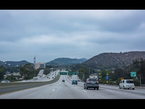 15-22 Los Angeles Area #6 of 12: California Highway 2, The Deuce of LA