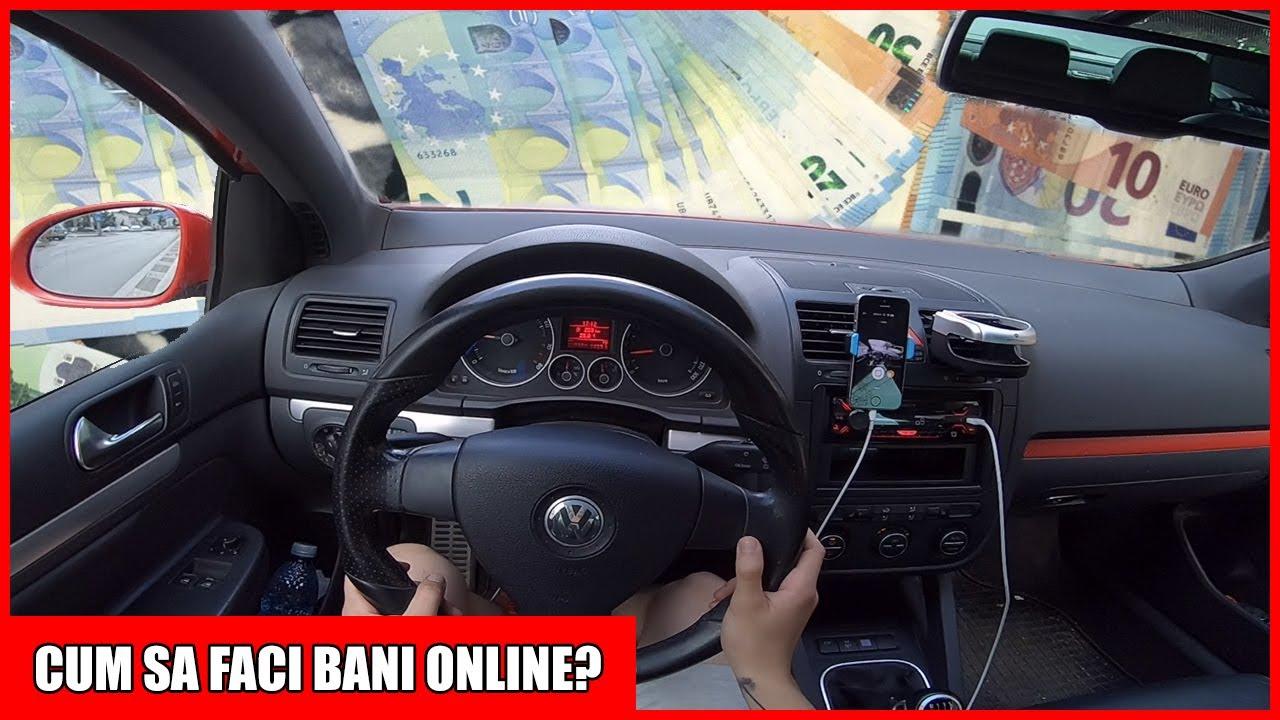 o modalitate eficientă de a face bani online