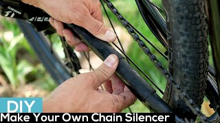 Cannondale chainslapper pour Moto Chaîne Slap Protecteur