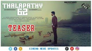 Thalapathy62 Teaser   Vijay   Keerthi Suresh   AR Rahmn   AR Murugadoss
