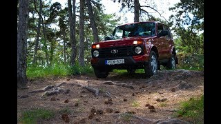 2017 LADA 4X4 Black Edition. Start Up, Engine, and In Depth Tour.