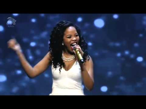 Idols Top 2 Performance: Mmatema's big debut