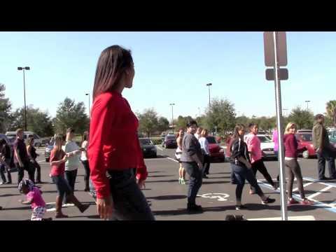 Texas Roadhouse dance training