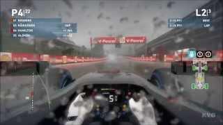 F1 2014 Gameplay (PC HD) [1080p]