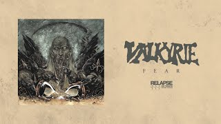 VALKYRIE – Fear [FULL ALBUM STREAM]