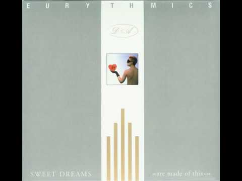 EURYTHMICS - Sweet Dreams (Are Made Of This) Full Album (1983)