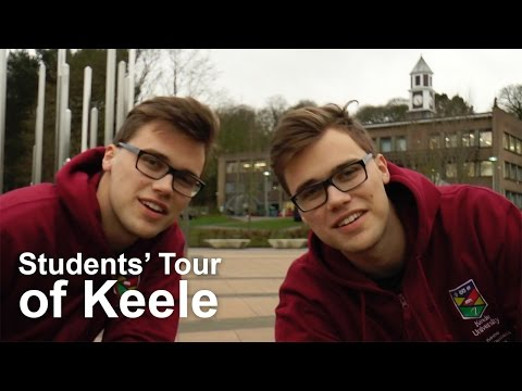 Students' Tour of Keele 2017