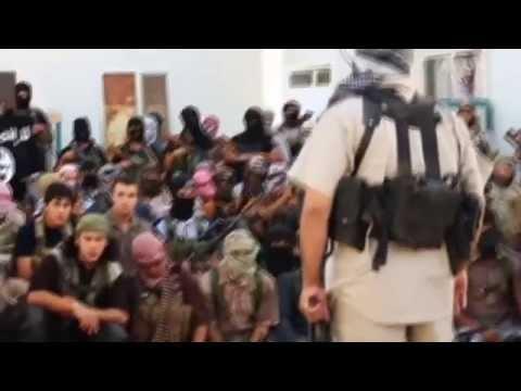 ISIS Threatens Putin: Extremist militants threaten to take their fight to Russia