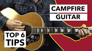 Download Top 6 Things You Need to Know For Playing Campfire Guitar Mp3 and Videos