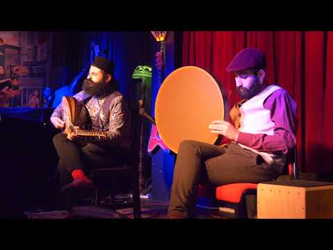 Joseph & James Tawadros present Telepathy - Camelot Lounge - 20180626