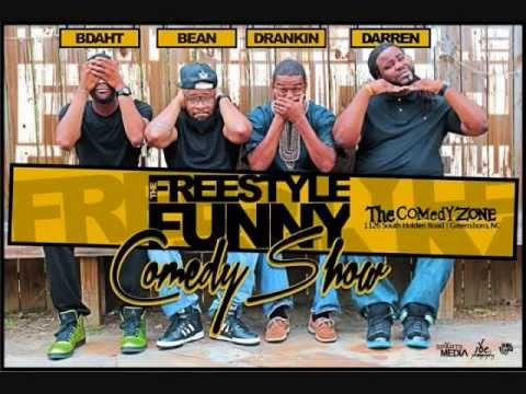 FreeStyle Funny Comedy Crew Manager Chuck Noel Part 3